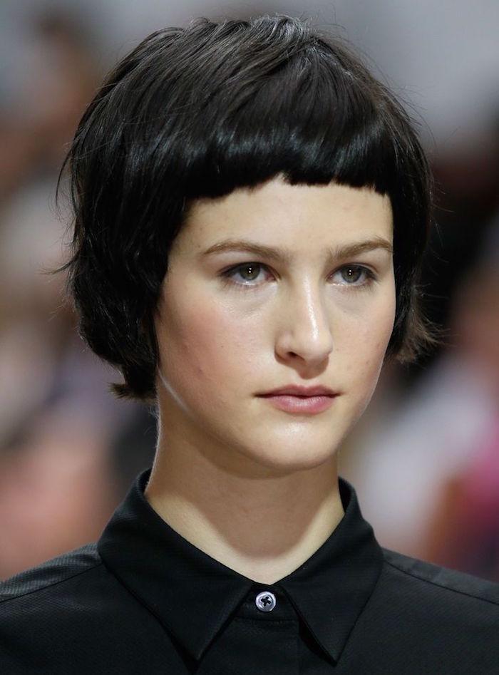 +20 meilleures idées de coupe de cheveux femme frange très courte - LiloBijoux - Bijoux Fantasie ...