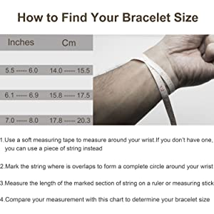How to find Your Bracelet