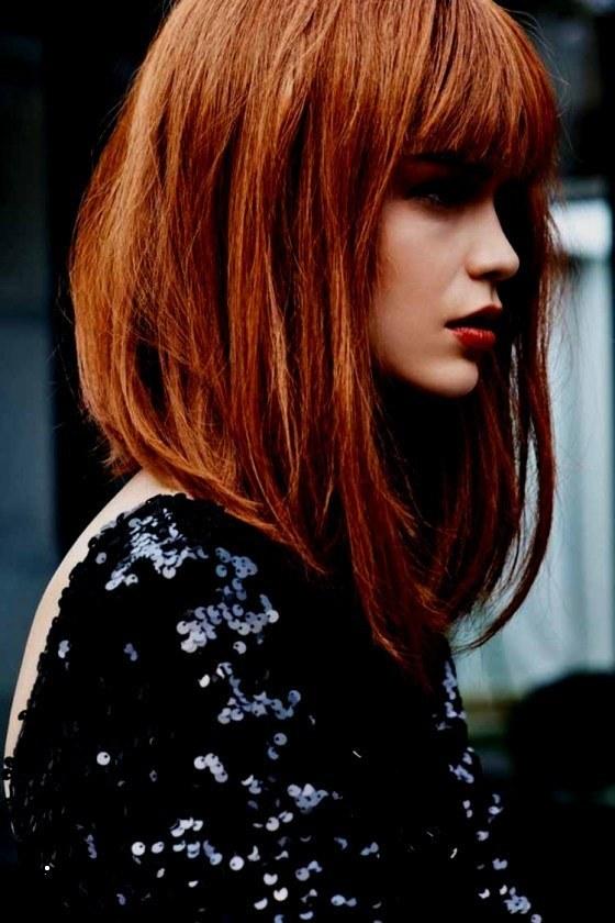 gallérie : Les +20 meilleures photos de coiffure femme 2020 carré plongeant - LiloBijoux ...