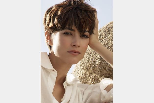 +20 top images de coiffure effet boule femme - LiloBijoux - Bijoux Fantasie tendances, Diamant ...