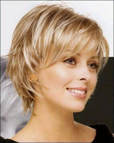 +20 meilleures photos de coupe de cheveux femme 50 ans visage ovale - LiloBijoux - Bijoux ...