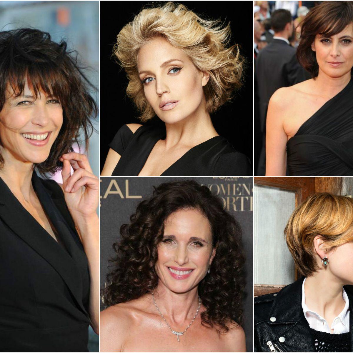 +20 top photos de coupe de cheveux femme 50 ans - LiloBijoux - Bijoux Fantasie tendances ...