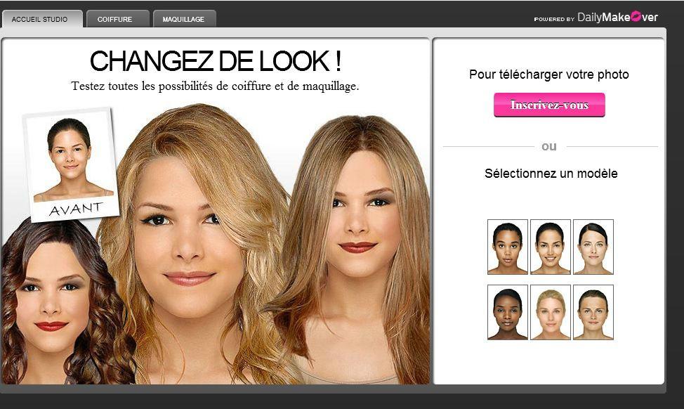 gallérie : Les +20 meilleures images de simulateur coiffure femme - LiloBijoux - Bijoux Fantasie ...