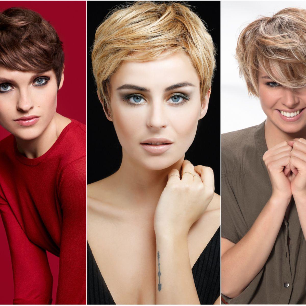 Album : Les +20 belles idées de coiffure courte femme 40 ans - LiloBijoux - Bijoux Fantasie ...