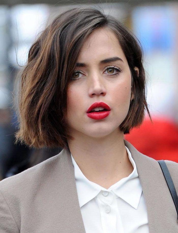 gallérie : Les +20 top images de coiffure femme carré 2020 - LiloBijoux - Bijoux Fantasie ...