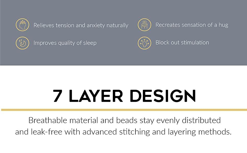 7 layer design