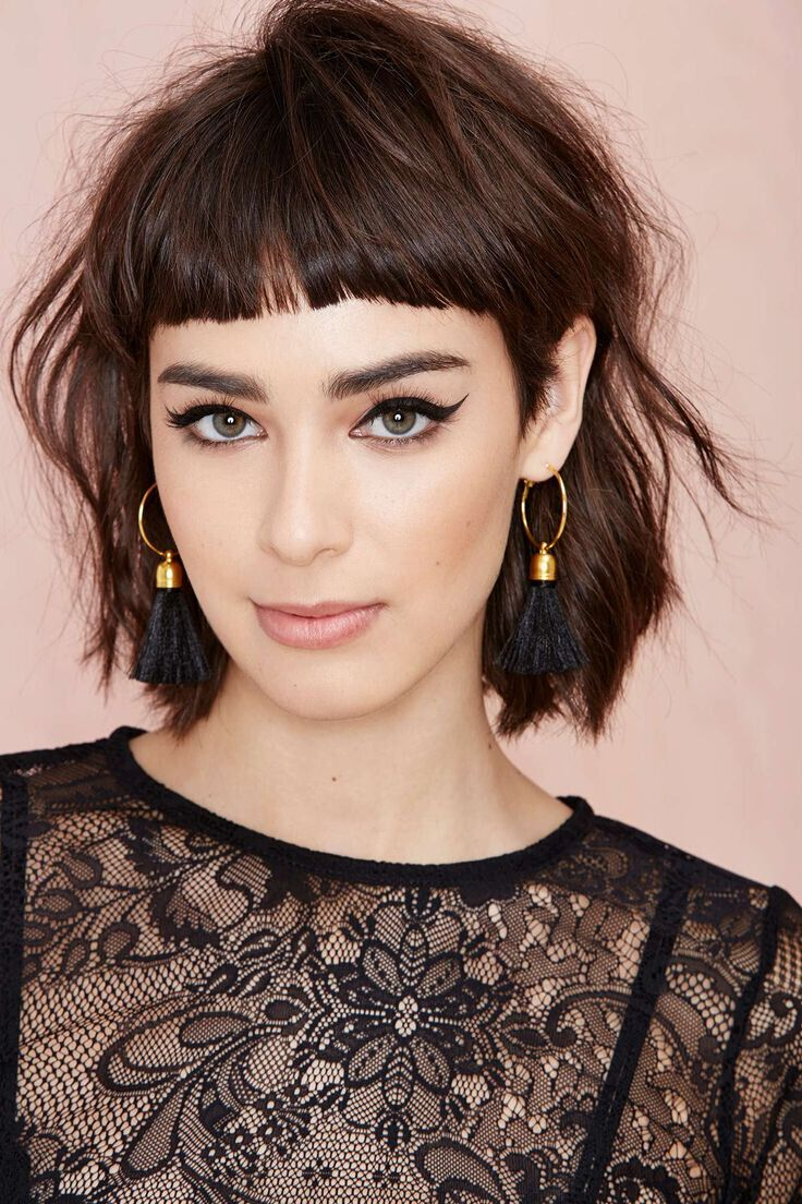 16 Great Short Shaggy Haircuts for Women - Pretty Designs