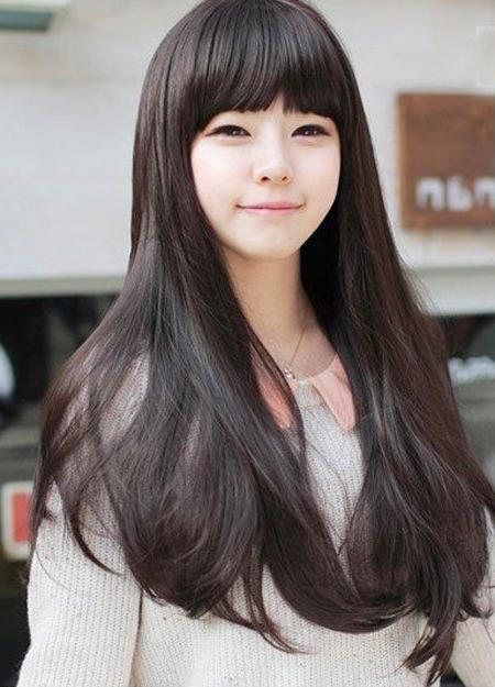 Liste  Les +20 meilleures idées de coiffure coréenne ...