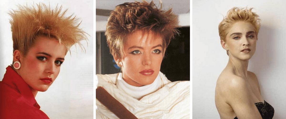 Liste : Les +20 meilleures idées de coiffure courte femme année 80 - LiloBijoux - Bijoux ...