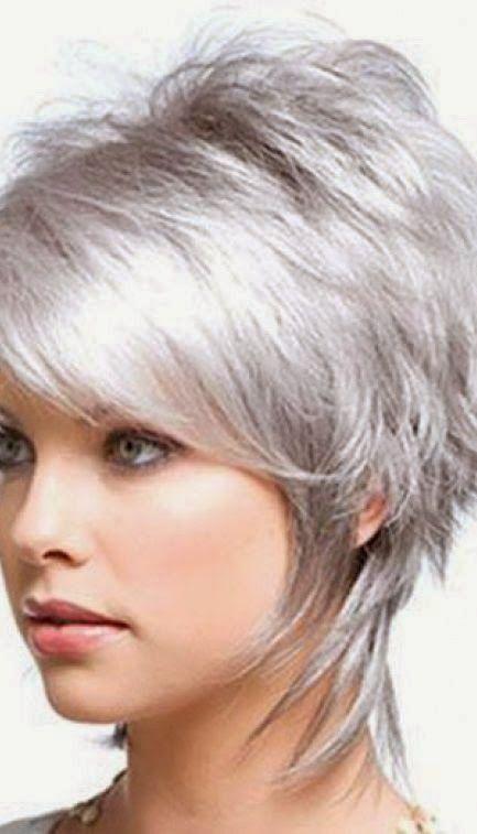 50 Best Short Hairstyles for Fine Hair Women's | Coiffure