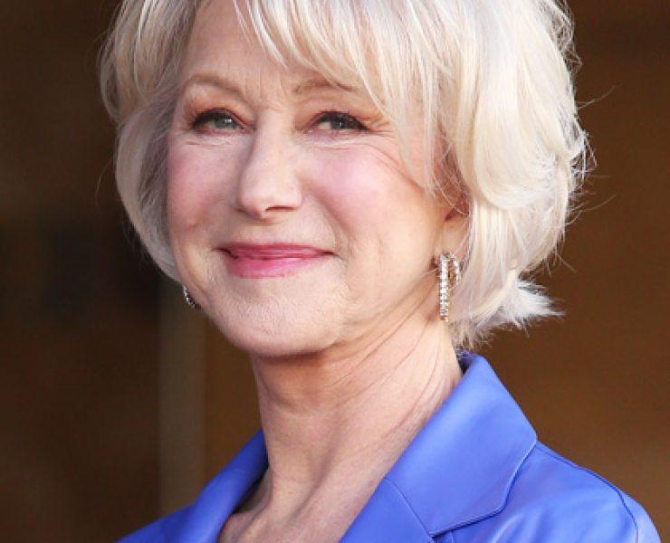 +20 belles photos de coiffure visage ovale femme 60 ans - LiloBijoux - Bijoux Fantasie tendances ...