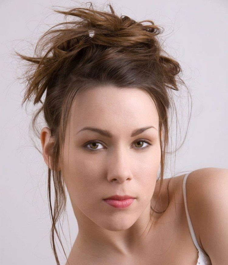 Coiffure 2015 –coupes cheveux femme pour les mois chauds