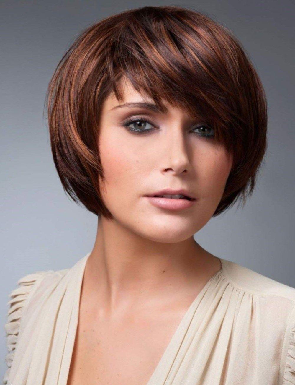 Coiffure femme carré effile - https://tendances-coiffure