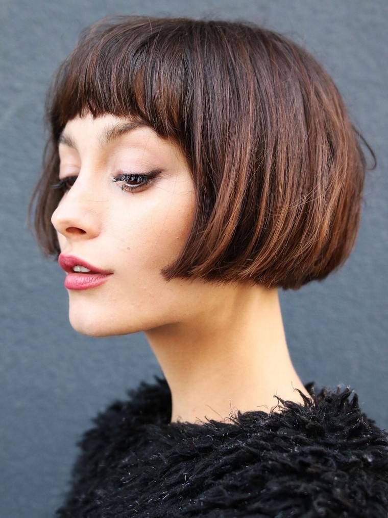 +20 top images de photo coupe carre court femme - LiloBijoux - Bijoux Fantasie tendances ...