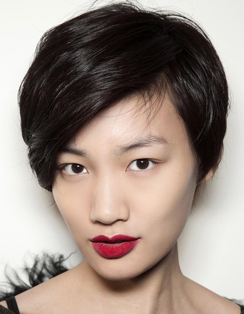 gallérie : Les +20 meilleures idées de coiffure asiatique femme court - LiloBijoux - Bijoux ...
