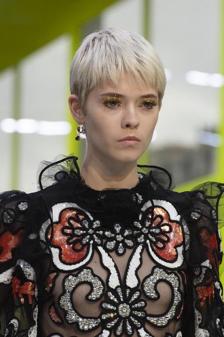 Coupe cheveux tres court femme 2020