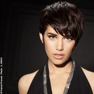 Liste : Les +20 meilleures idées de coiffure courte femme franck provost - LiloBijoux - Bijoux ...