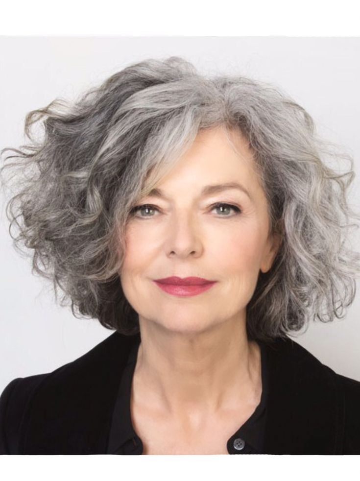 gallérie : Les +20 meilleures images de coiffure femme 50 ans cheveux blancs - LiloBijoux ...