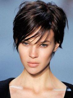 Liste : Les +20 top photos de coiffure courte femme visage allongé - LiloBijoux - Bijoux ...