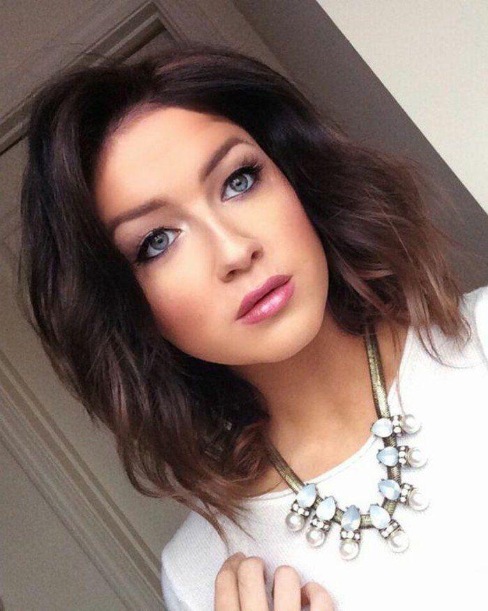 gallérie : Les +20 top images de modele coiffure femme carre mi long - LiloBijoux - Bijoux ...