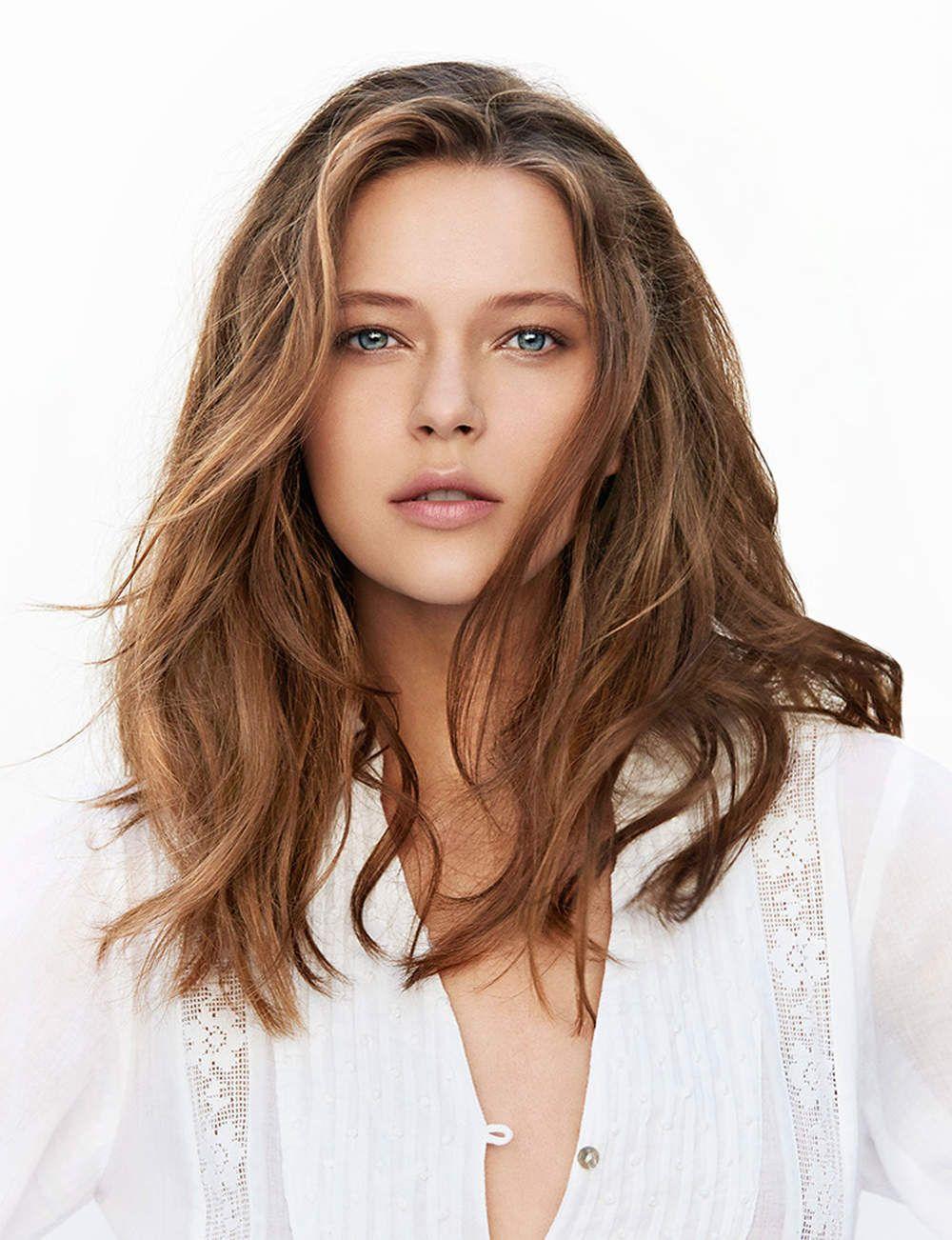 +20 belles photos de coupe femme cheveux epais mi long - LiloBijoux - Bijoux Fantasie tendances ...