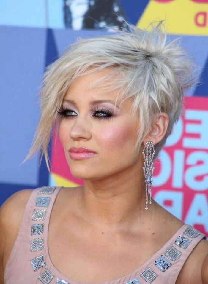 Liste : Les +20 top photos de coiffure asymétrique courte ...
