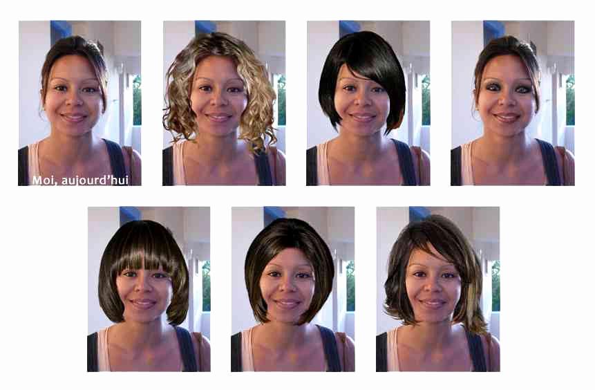 Liste : Les +20 belles idées de changer de coiffure femme simulation - LiloBijoux - Bijoux ...
