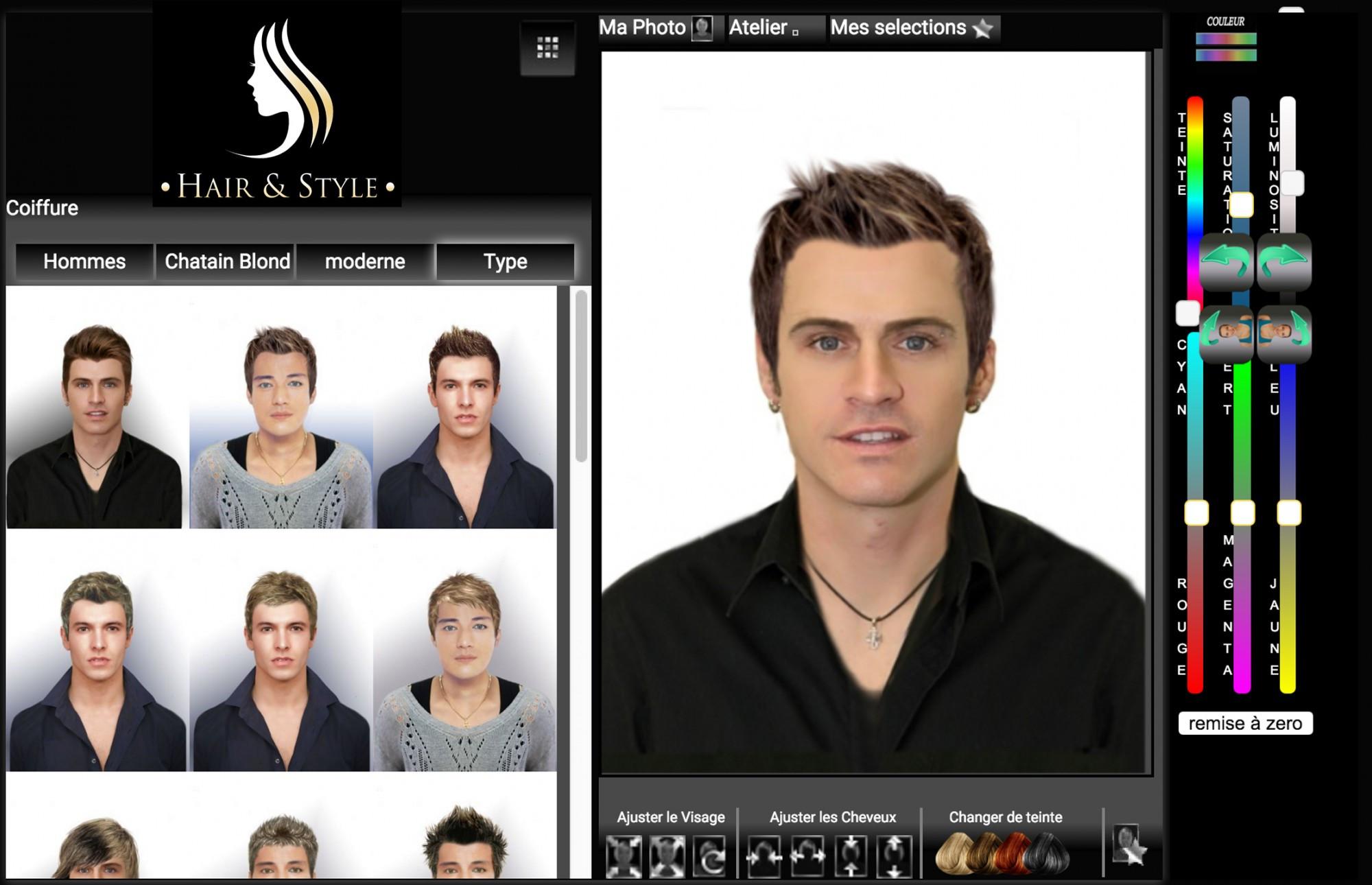 gallérie : Les +20 belles images de simulateur coiffure femme gratuit - LiloBijoux - Bijoux ...