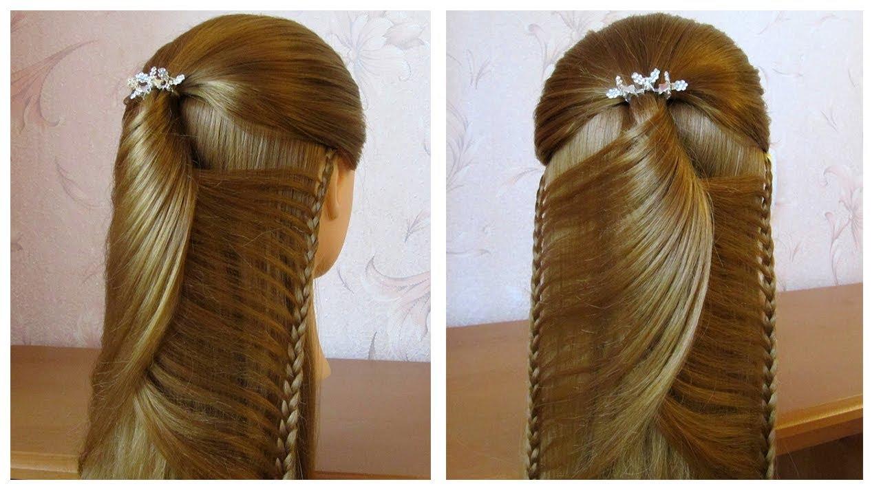 Tuto coiffure simple: belle coiffure facile à faire